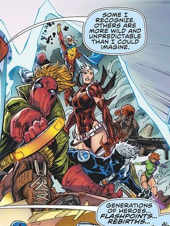 DC Comics, WildStorm, The Authority and WildCATS - Big Spoilers