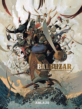 Cover image for BALBUZAR HC