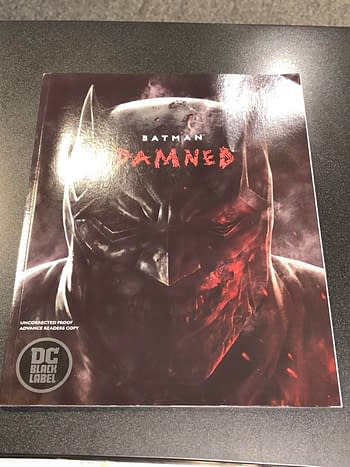 Speculator Corner: Wordless Batman Damned #1 Sells for $50, First Appearance of the Batawang…