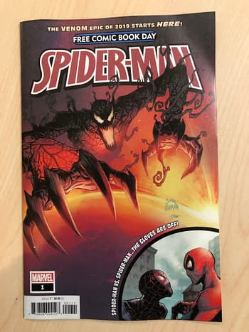 The Future Of The Spider-Man Books, Teased on Free Comic Book Day (Spoilers)