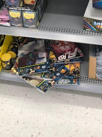 A DC Walmart Mess Close Up