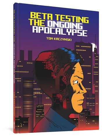 Cover image for BETA TESTING THE ONGOING APOCALYPSE HC