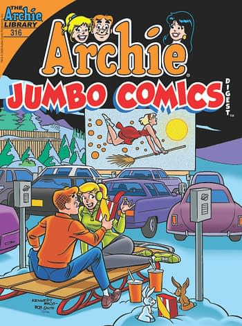 Archie Comics January 2021 Solicitations