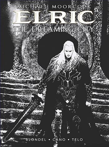 Cover image for ELRIC DREAMING CITY #2 CVR C SUBIC (MR)