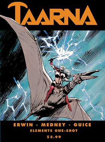 Cover image for TAARNA ELEMENTS ONE SHOT