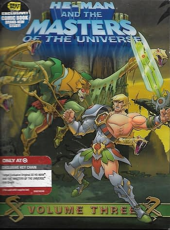 He-Man & The MOTU 2002 Volume 3 Front Cover