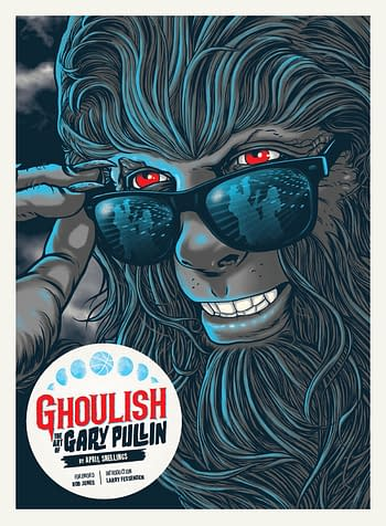 Ghoulish: The Art of Gary Pullin, a Must-Have for Horror Aficionados [Review]