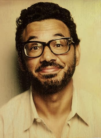 """The Daily Show's Al Madrigal to Write New Comic, """"Primos"""", For AWA"""