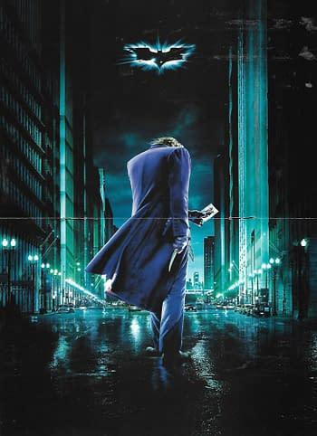 The Dark Knight Prologue #1 Mini Poster