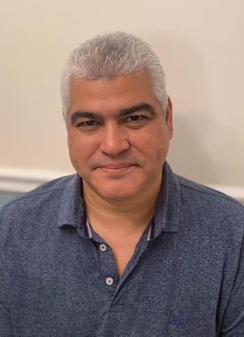 Hector Torres, The New PRH International Comics Senior Sales Manager