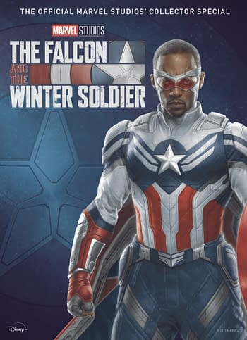 Cover image for MARVEL FALCON & WINTER SOLDIER SPECIAL PX