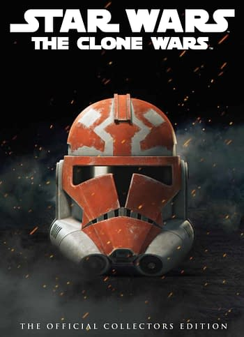 Cover image for STAR WARS CLONE WARS OFFICIAL COLL ED PX