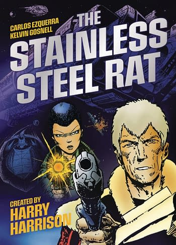 Cover image for STAINLESS STEEL RAT DLX TP