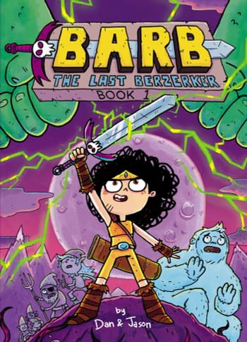 She-Ra Meets Dog Man - Barb Graphic Novel Sold for 6 Figures