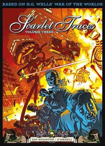 Every Single Judge Dredd/Rebellion Graphic Novel For 2021
