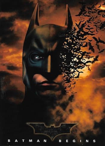 Batman Limited Edition Giftset Blu-Ray Post Card