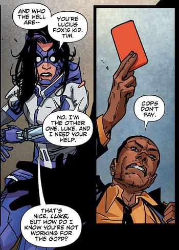 Why Did The Magistrate Kill Bruce Wayne? Dark Detective #3 Spoilers
