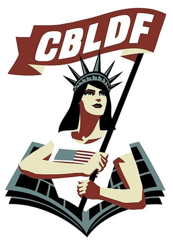 Shy Allott Talks CBLDF NDA, Mike Richardson Quits Advisory Board.