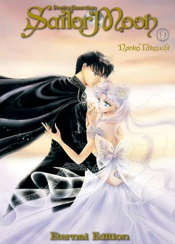 Sailor Moon Eternal Edition Volume 9