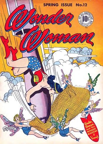 Joye Hummel Murchison Kelly, Wonder Woman Ghost-Writer, Dies at 97
