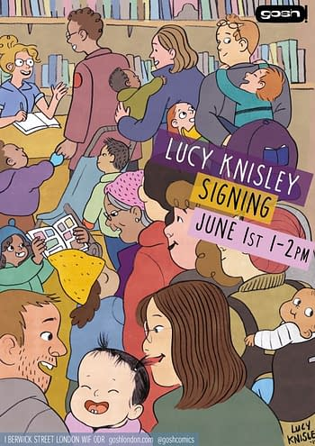 Things to Do in London If You Like Comics – June 2019