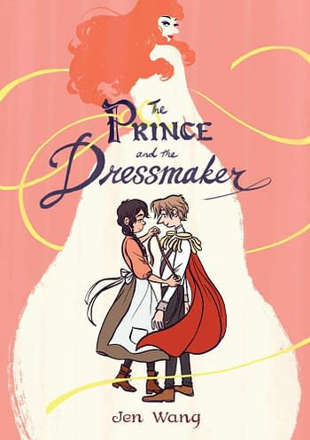 The Prince And The Dressmaker by Jen Wang Tops the 149 Best-Reviewed Comics Of 2018 List