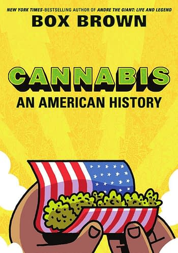 Box Brown's Cannabis Leads SelfMadeHero's Spring 2019 Collection of Graphic Novels