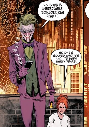 The Killing Joke Is Back In DC Continuity (Batgirl Spoilers)