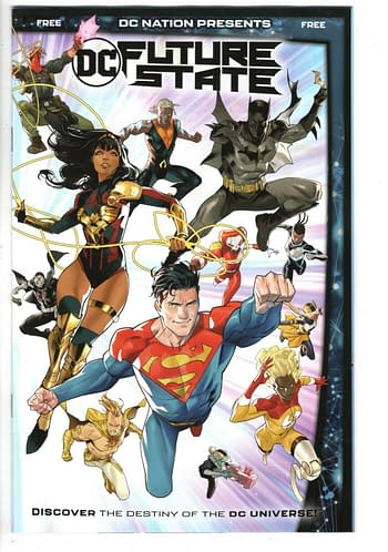 DC Future State Starts Strong On eBay