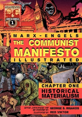 Comic To Teach Communist Manifesto In Canadian Classrooms