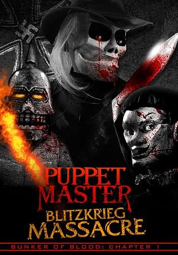 Full Moon Unleashes Bunker Of Blood With First Film Puppet Master: Blitzkrieg Massacre