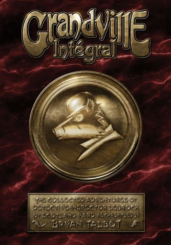Bryan Talbot's Grandville: Integrale Unboxing