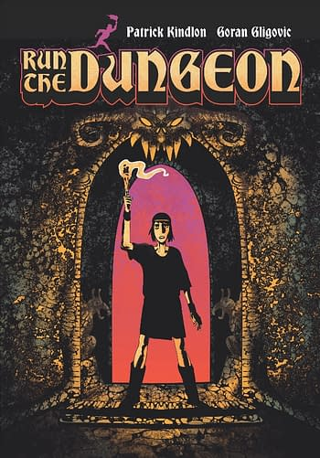 Z2 Announces Run The Dungeon From Patrick Kindlon & Goran Gilgovic