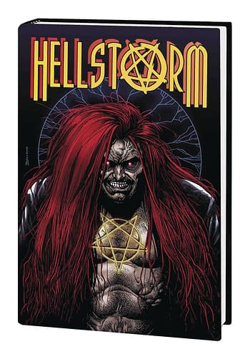 Someone at Marvel Just Read the Warren Ellis Hellstorm Omnibus and Fainted