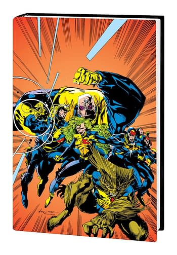Full Marvel Comics Solicitations April 2021 - Reborn