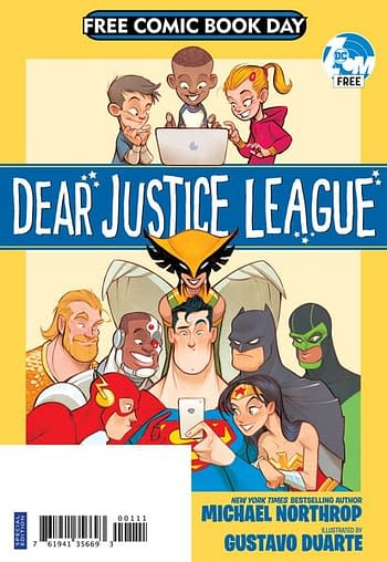 Thank FOC It's Friday – It's Free Comic FOC Day…