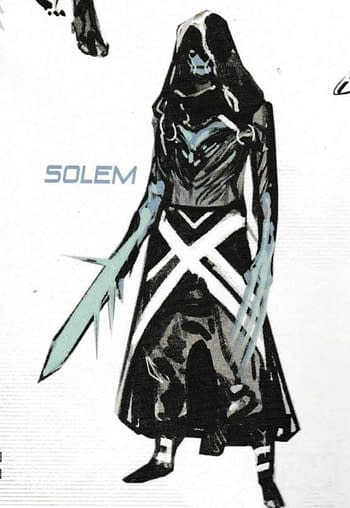 Wolverine Gets A Big Bad Nemesis In X Of Swords - Solem