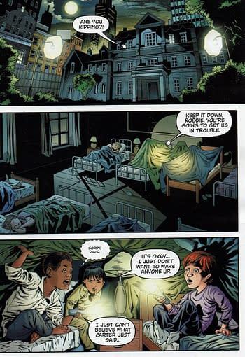 Batman V Superman #4 Page 01