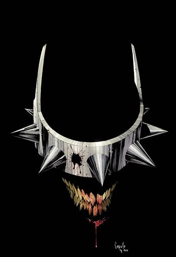 The Batman Who Laughs Tops Advance Reorders