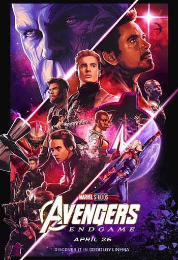 As Tickets Go Sale 2 New Avengers: Endgame Posters Appear Online