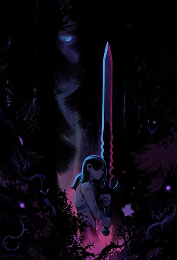 Donny Cates and Dylan Burnett Tease A Comic With Another Big Sword.