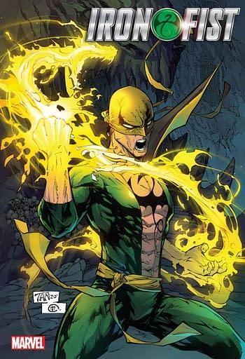 Marvel Comics January 2021 Solicits, 21 Titles Frankensteined UPDATE