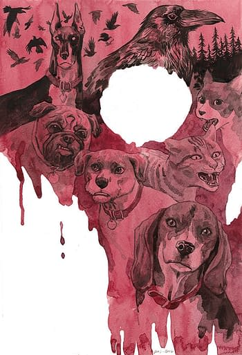Beasts of Burden: The Presence of Others - An Adorably Fuzzy BLOODBATH