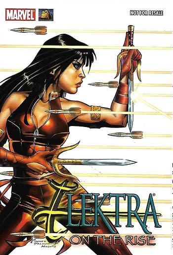 Obscure Comics: Elektra On The Rise with Palmiotti, Gray & Leonardi