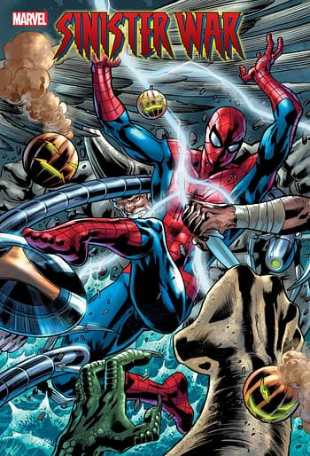Spider-Spoilers: Another Spider-Villain Joins Sinister War This Week