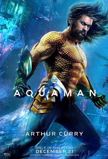 Aquaman Review: Not a Disaster But Still a Giant Mess