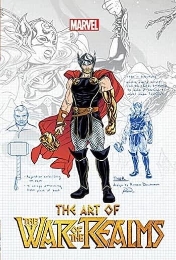 The Comics That Will Lead Up to April 2019's War Of The Realms