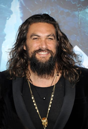 DC Comics Trademarks Jason Momoa For Towels, Diaper Changing Pads