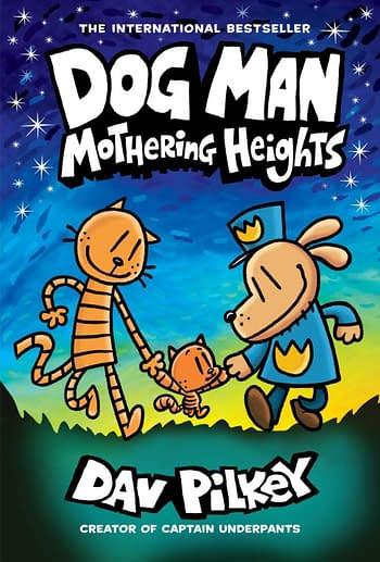 Sells Ten Times The Top Manga In US Bookstores - Dav Pilkey's Dog-Man