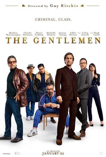 """The Gentlemen"" Review: Quintessential Guy Ritchie Sprinkled With Casual Racism"
